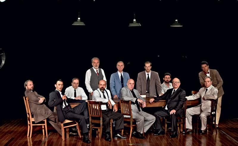 Doze homens e uma setenca grupo tapa critica 02