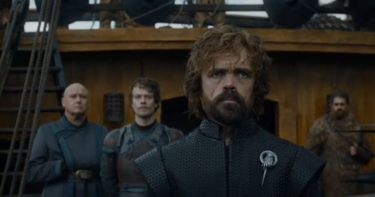 review game of thrones s0707