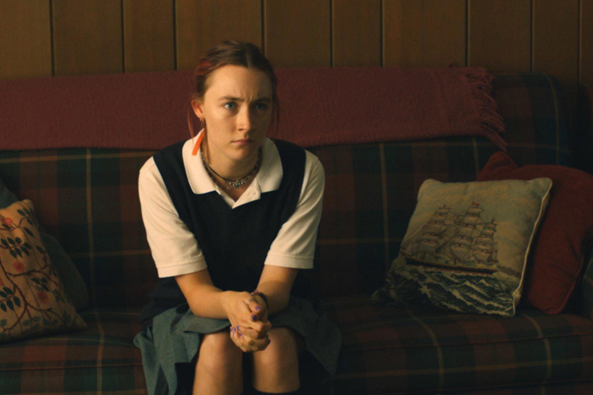 Saoirse Ronan mostra lado cômico em Lady Bird