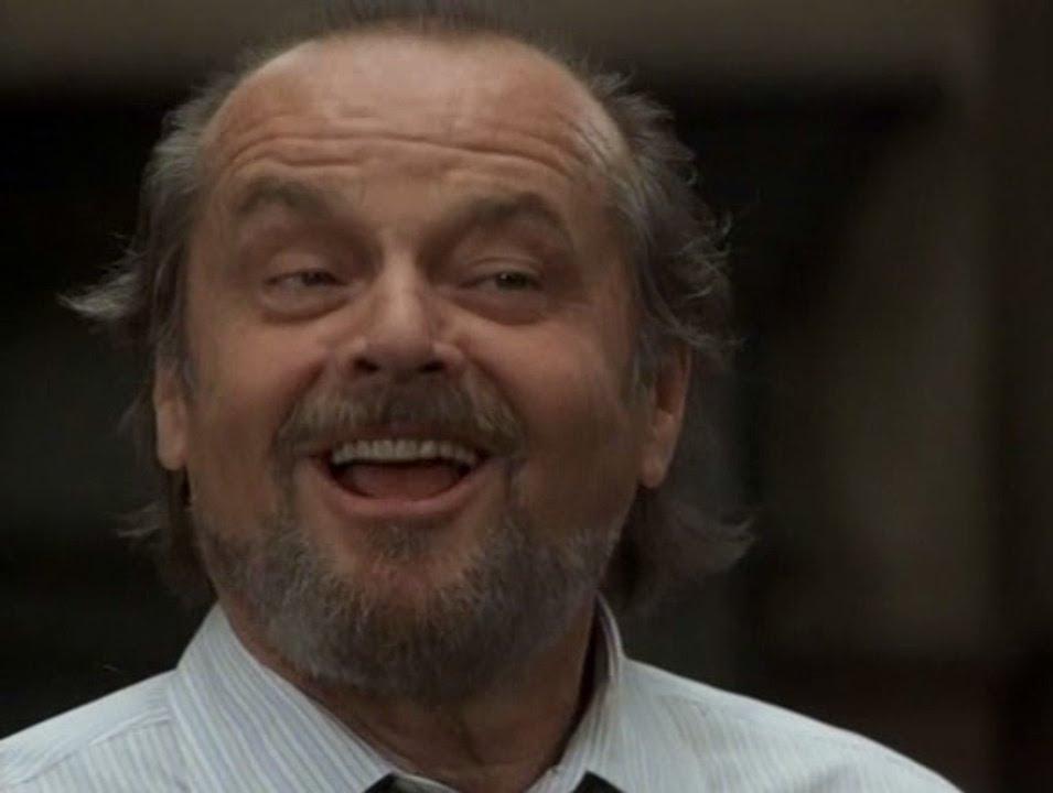 Jack Nicholson Tratamento de Choque