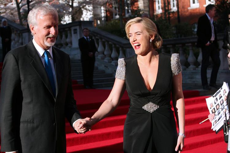 Kate Winslet junta-se à franquia Avatar