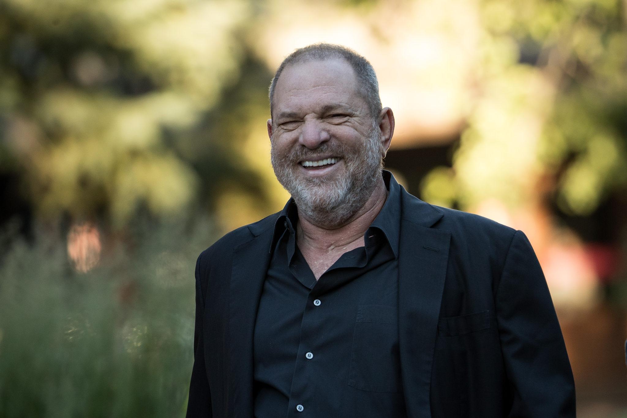 Ser mulher em um mundo de Harvey Weinsteins