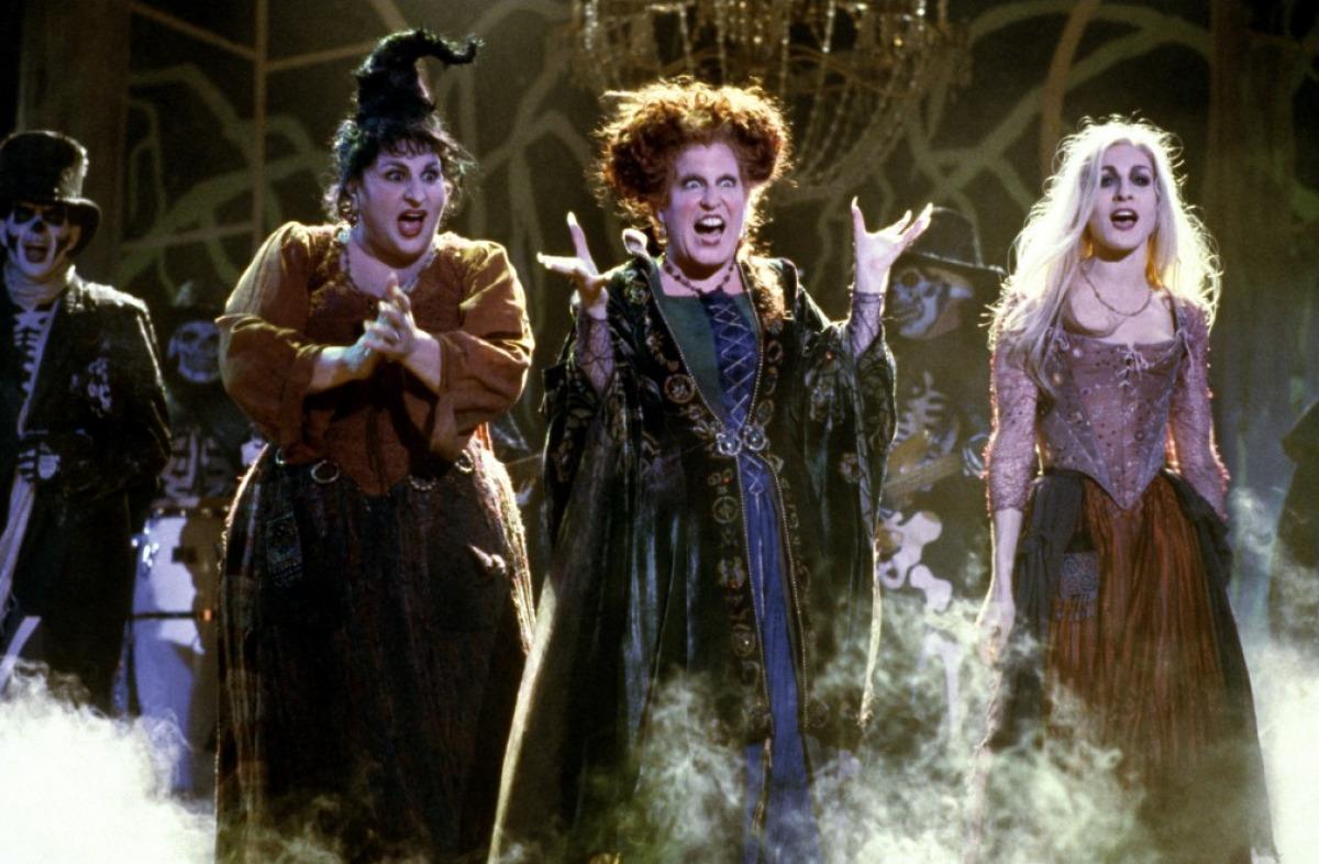 as melhores bruxas do Cinema