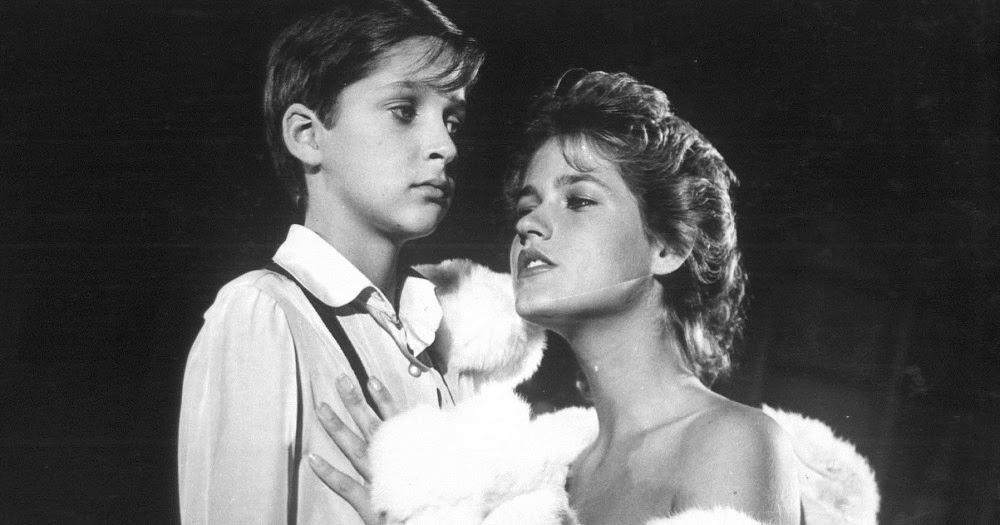 1982 – Xuxa no filme Amor Estranho Amor  Foto: Divulgaçao