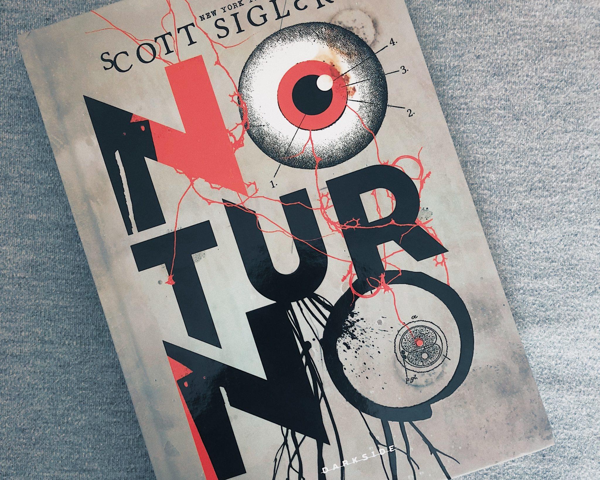 Noturno – Scott Sigler