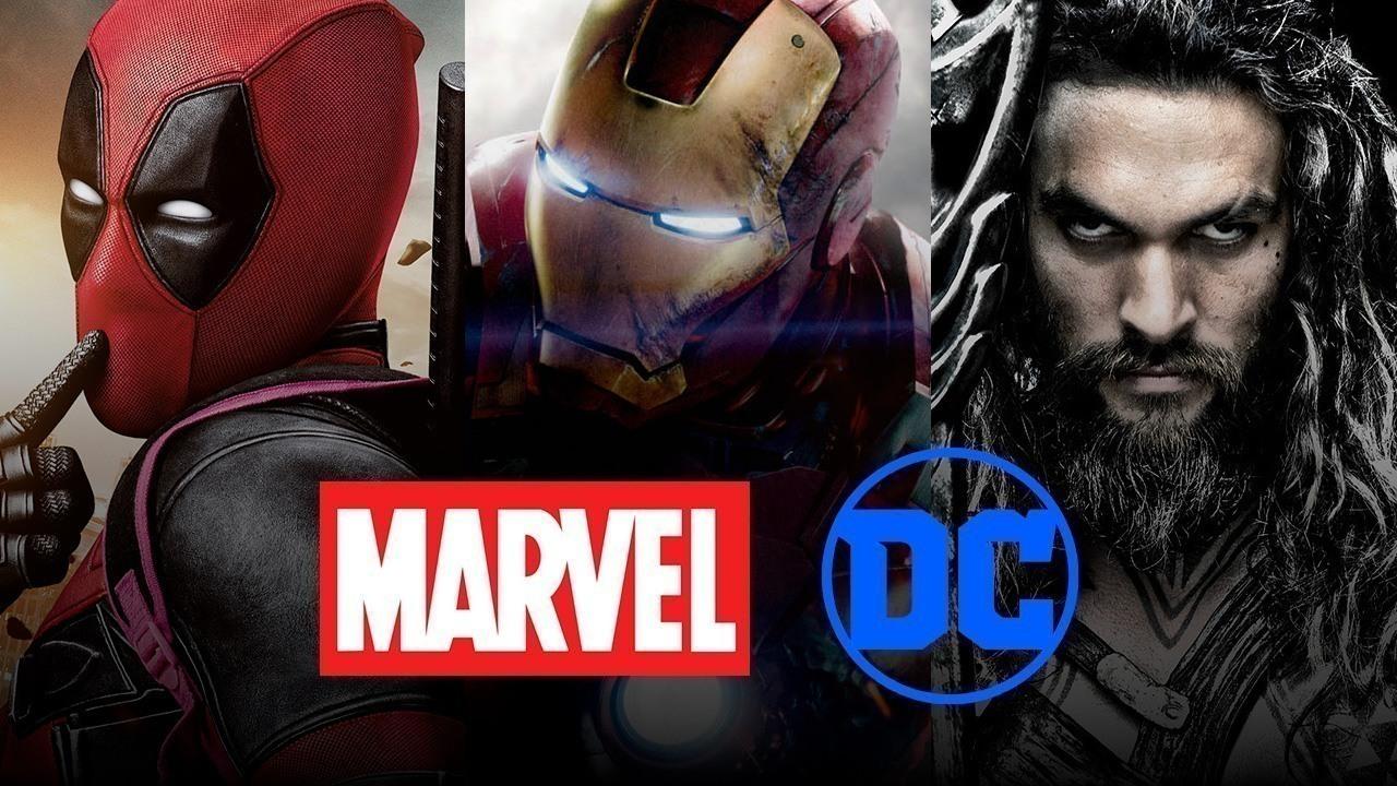 Filmes de super-heróis em 2018