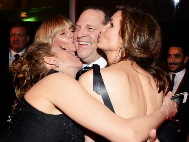 Harvey Weinstein – viloes 2017