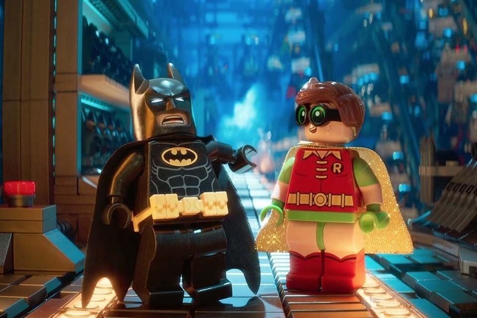 Lego Batman – melhores animacoes 2017