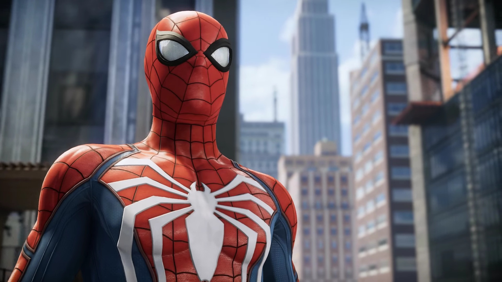 games em 2018 – spider-man