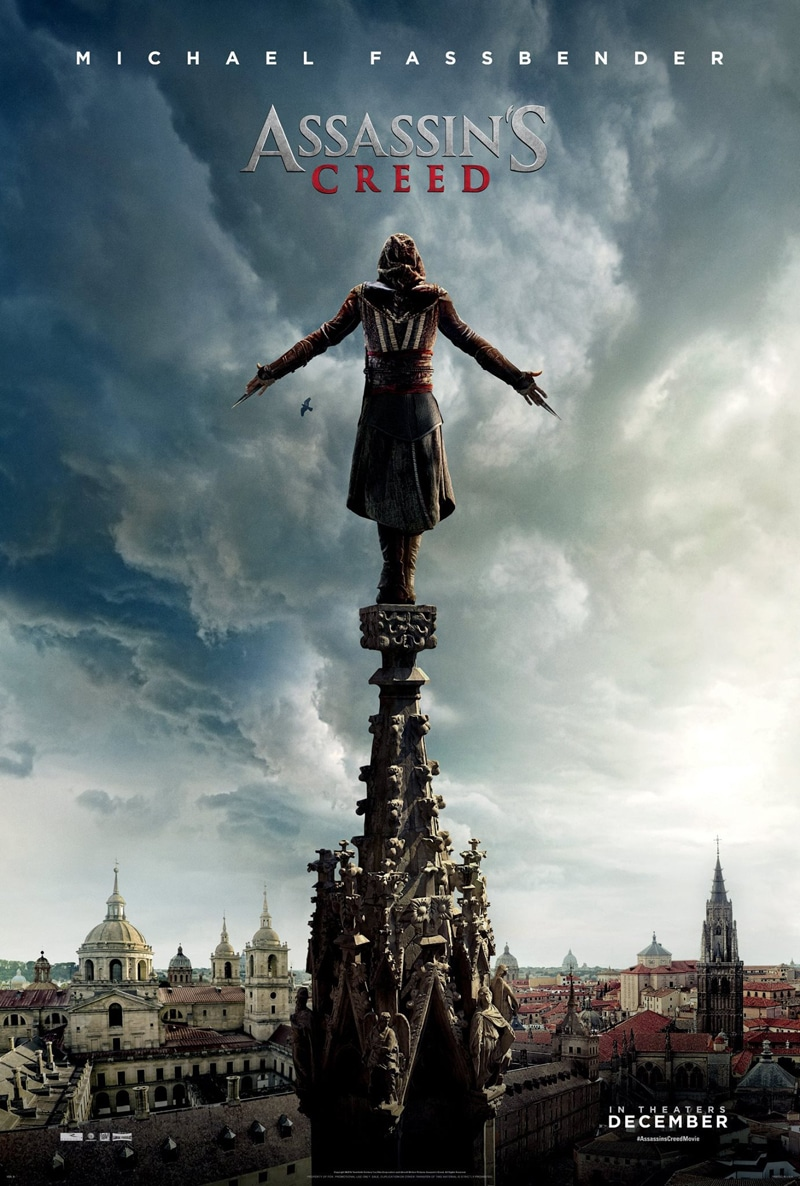 os piores filmes de 2017 assassin's creed