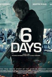 poster 6 dias