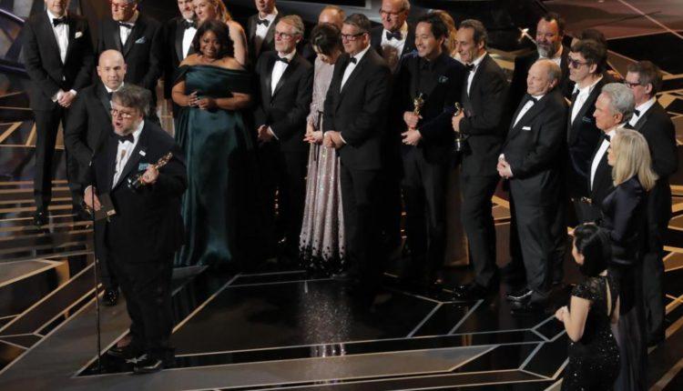 Vencedores do Oscar 2018