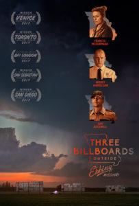 #1- Três Anúncios para um Crime