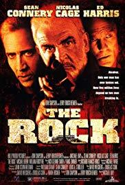 A rocha poster critica do filme a rocha