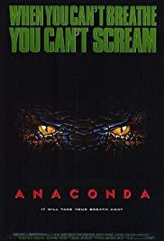 poster anaconda critica filme 1997