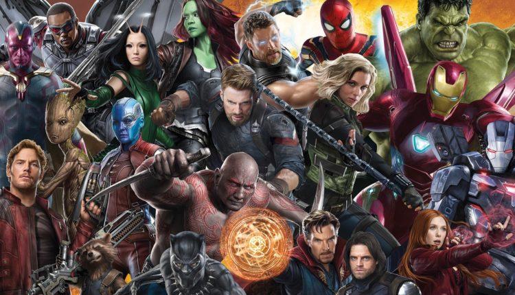 universo marvel cinema