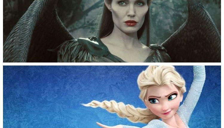 Malévola, Frozen e a Jornada da Bruxa