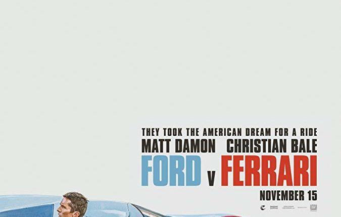 FORD V FERRARI MELHORES FILMES DE 2019