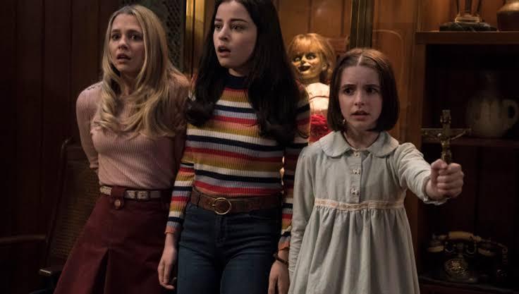 annabelle 3 melhores filmes de terror de 2019