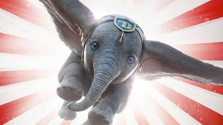 dumbo – filmes de aventura 2019