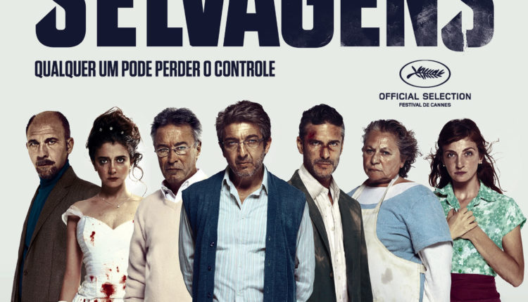 relatos selvagens poster