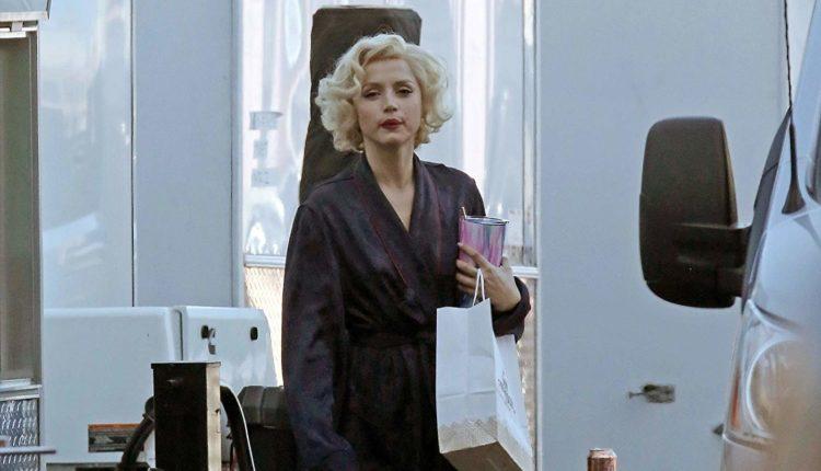 blonde filme 2020