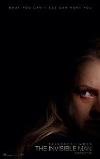 poster o homem invisível – melhores filmes de terror de 2020