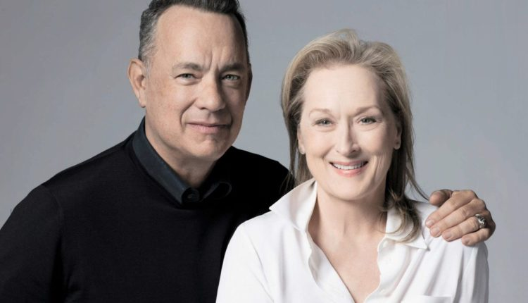 tom hanks meryl streep