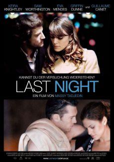 apenas uma noite poster
