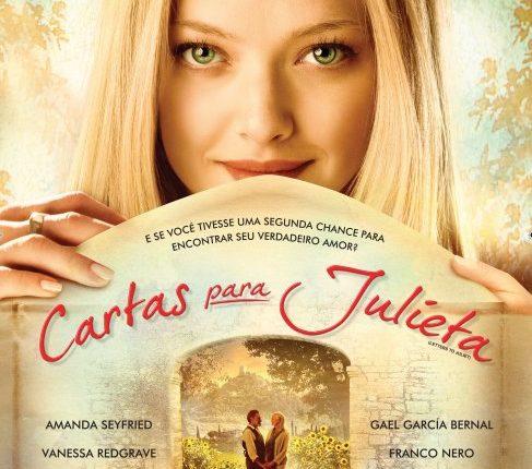 cartas para julieta poster
