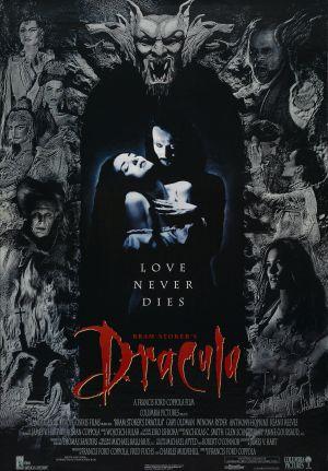 Drácula de Bram Stoker poster