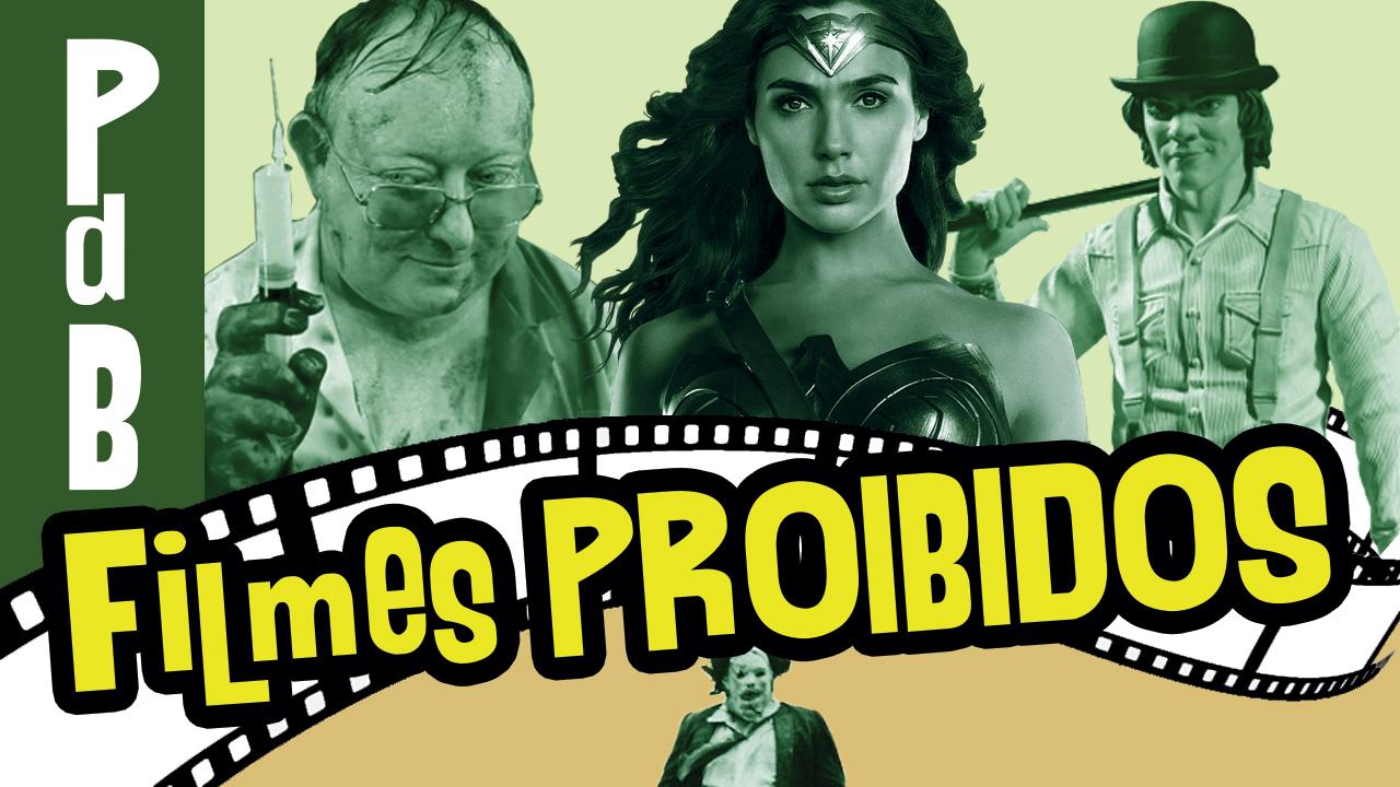3. Papo de Buteco #66: Filmes proibidos que não querem que você veja