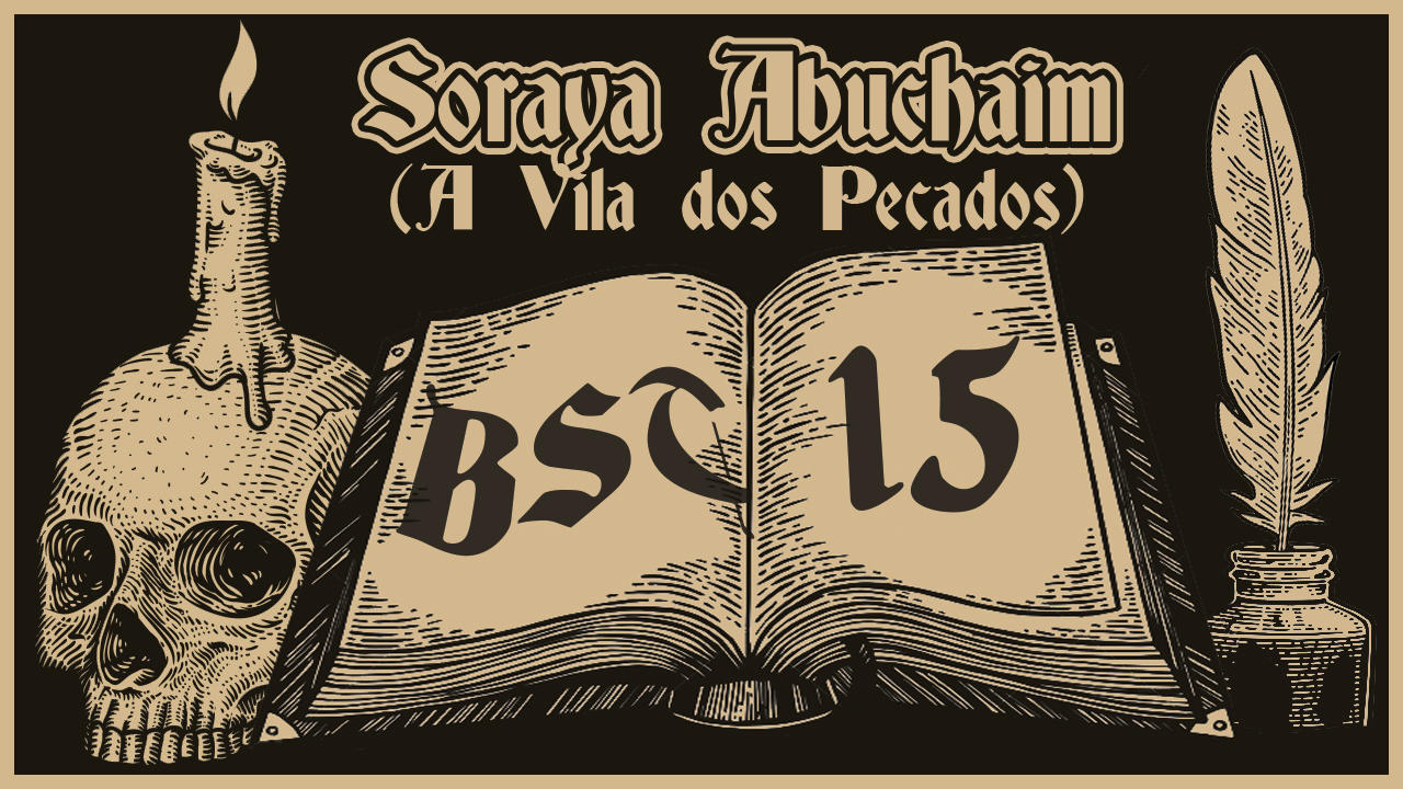 soraya abuchaim butecando sobre terror