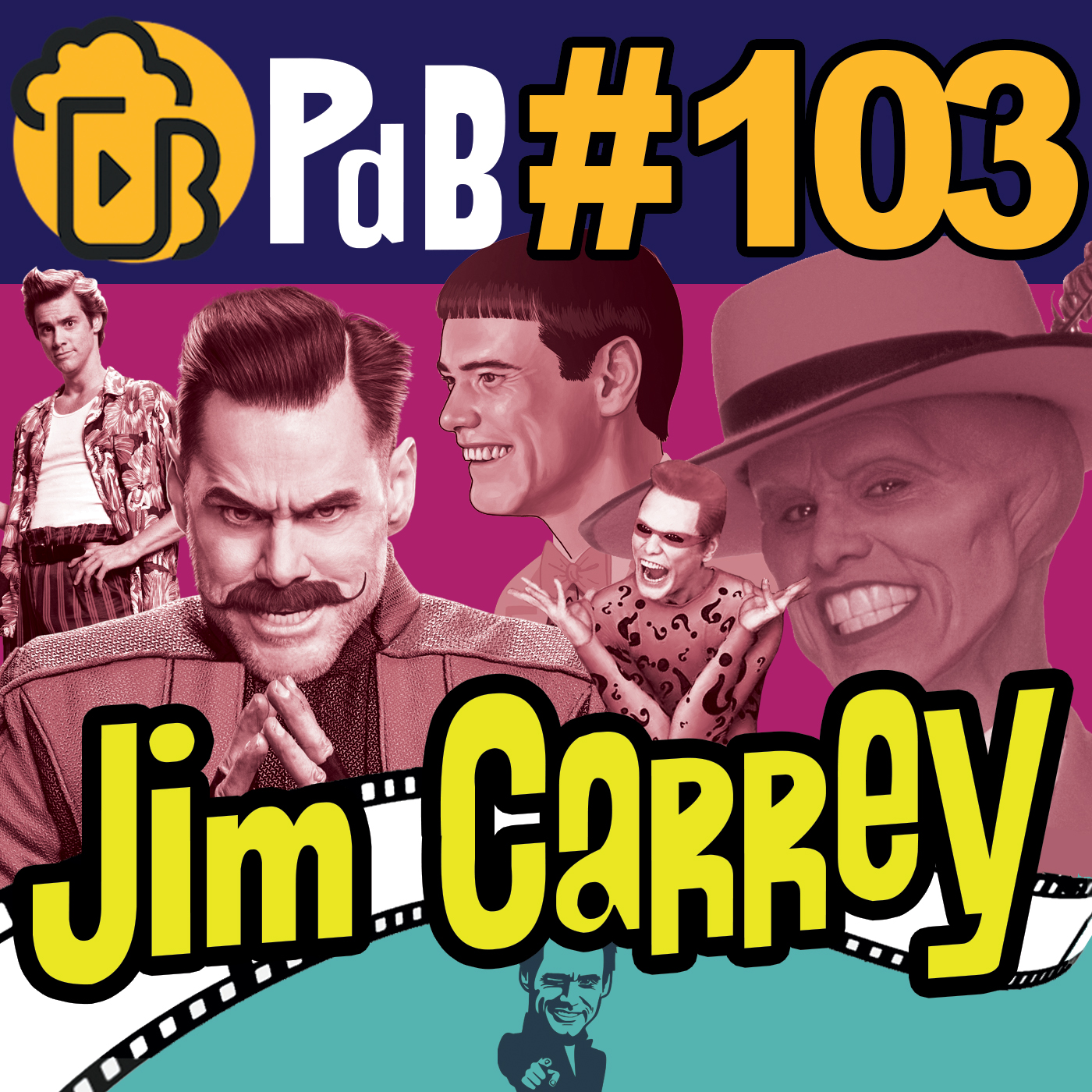 Filmes com Jim Carrey – PdB #103