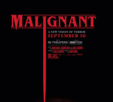 poster maligno filme