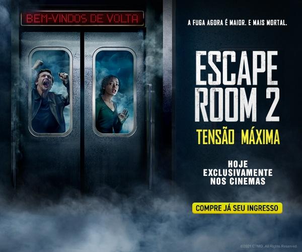 Espaço Z –  Escape Room 2
